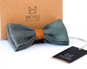Blue Bow Tie, Mens Bow Tie, Kids Bowtie, Bow Tie Set, Christmas Gift, Business Gifts, Wedding Bowties, Groom Bowtie, Groomsmen Bowties Gifts