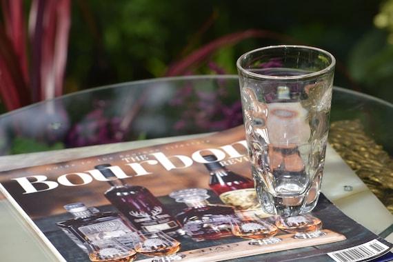 Vintage Liquor Highball Glasses, Set of 4, Whiskey, Bourbon  Glasses, Vintage Old Fashioned Glasses, Vintage Cocktail Glasses