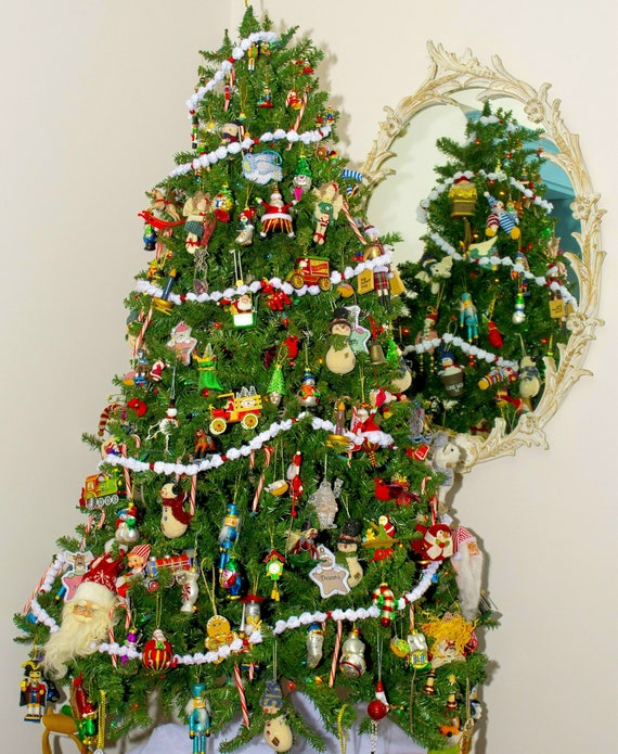 Christmas Tree Garland.Popcorn Cranberry Garland 12 Feet Long Crochet Christmas Tree Garland With Storage Bag Best Value