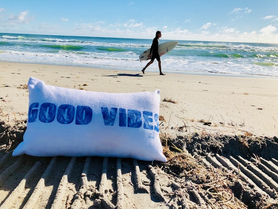 Good Vibes - For Fun Times Rectangular Pillow
