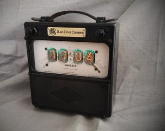 Bad Dog Designs - Simple Meter Clock