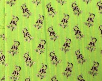 Indian block print, fabric from India, fabric, cotton fabric, yardage