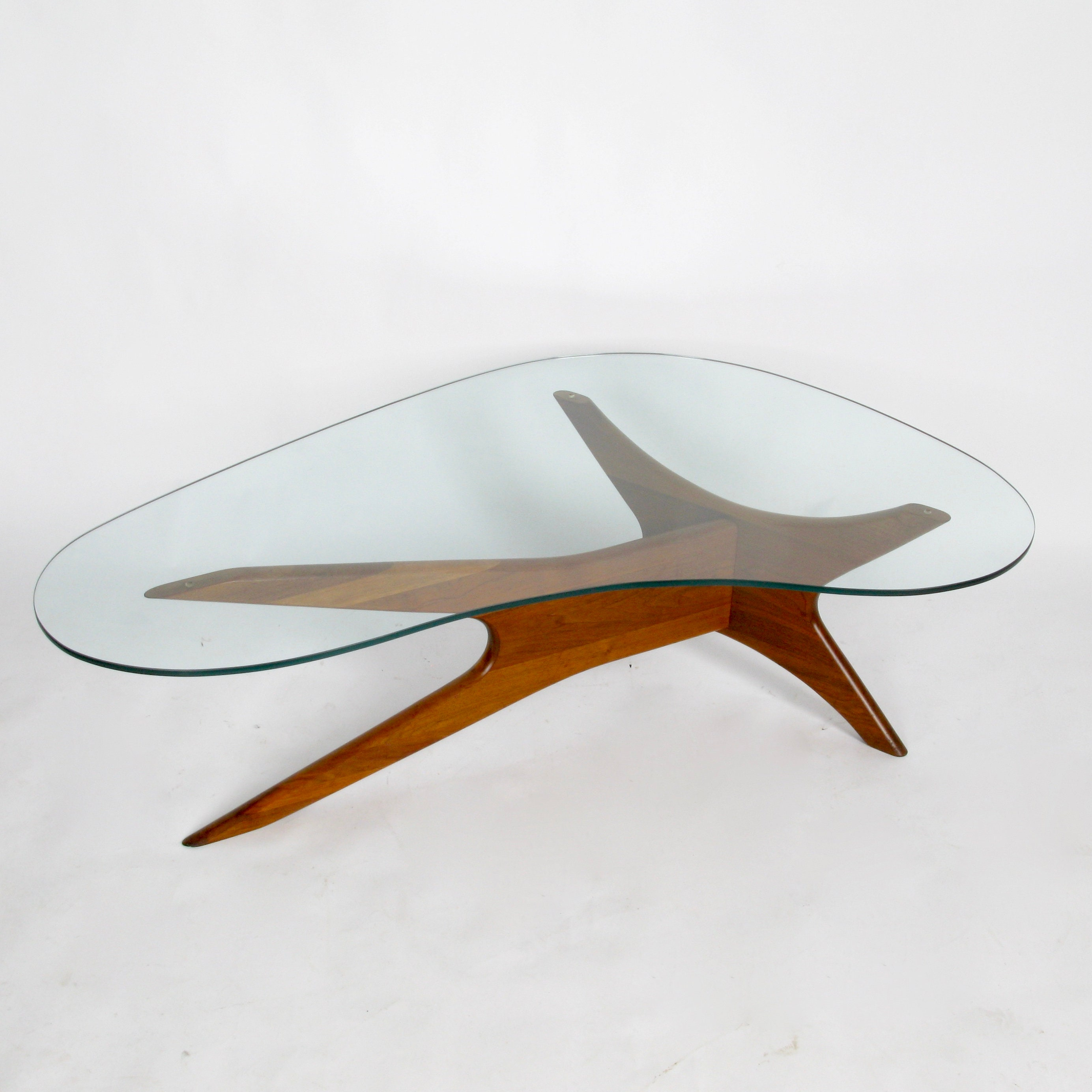 - Mid Century Boomerang Coffee Table By Adrian Pearsall Etsy