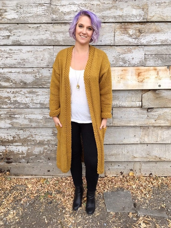 Knit pattern only all day cardigan knit cardigan cardigan like this item malvernweather Choice Image
