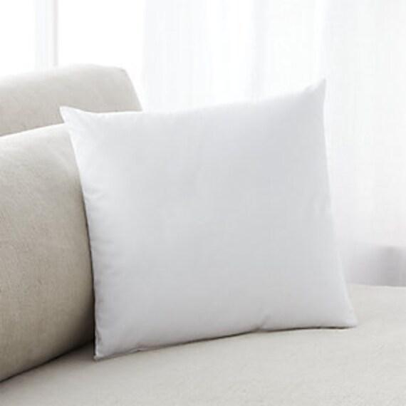 pillow insert for 18 x 18 ellison made pillow etsy. Black Bedroom Furniture Sets. Home Design Ideas