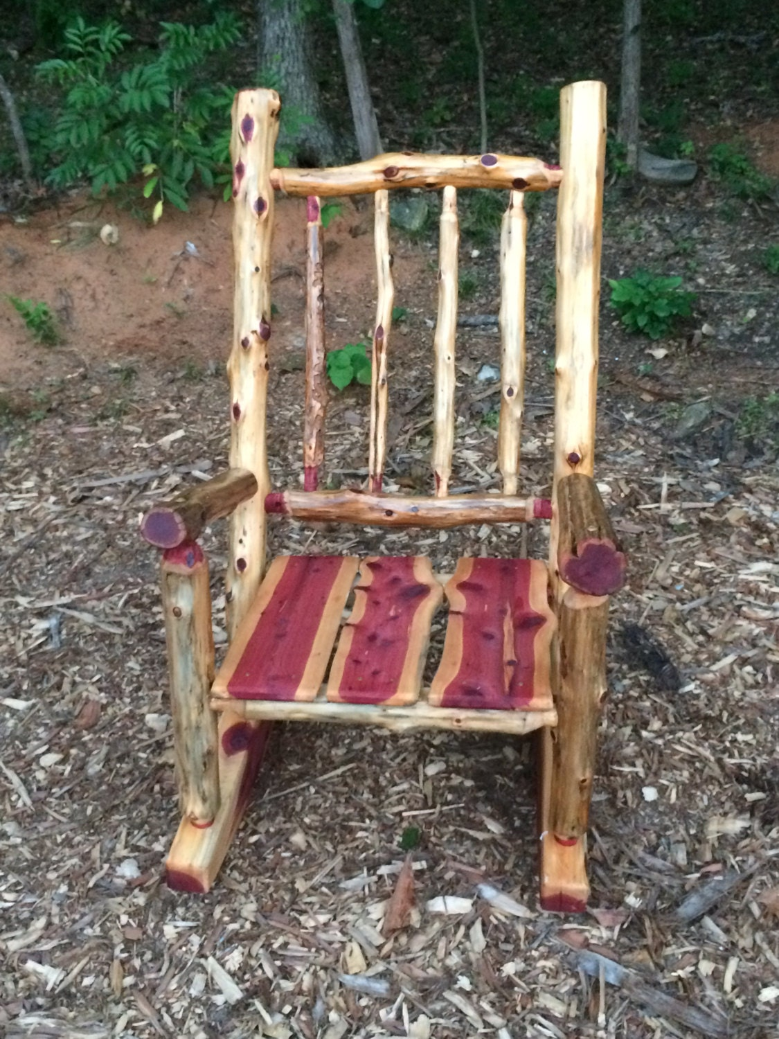 ... Chair   Rustic Rocker. Gallery Photo Gallery Photo ...