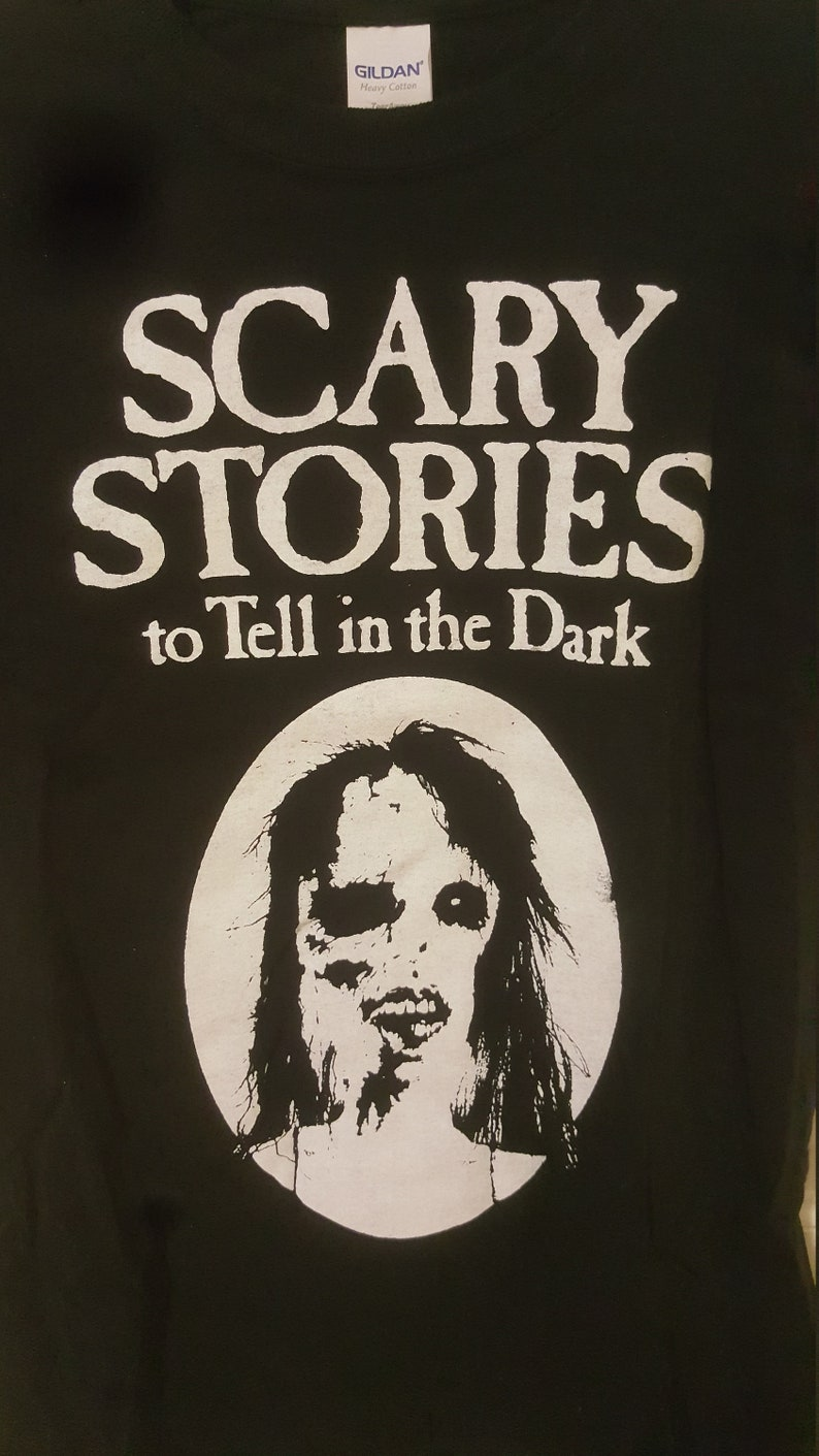 Scary Stories to Tell in the Dark The Haunted House tee image 0