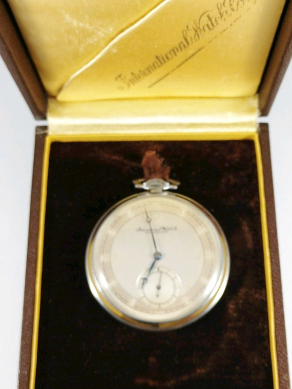 Vintage International Watch Company IWC Schaefhaus