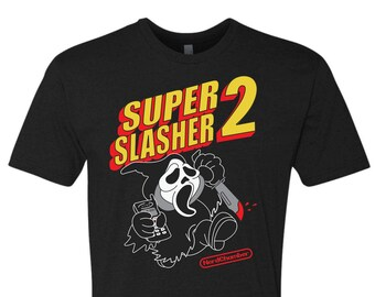 Special Limited Edition Super Slasher 2 T-Shirt
