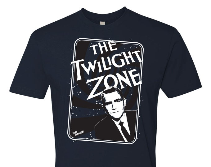 Featured listing image: The Twilight Zone Classic T-Shirt