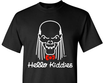 Tales from the Crypt - Crypt Keeper Hello Kiddies T-Shirt