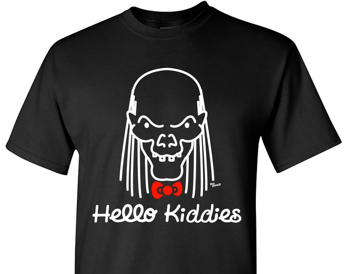 Featured listing image: Tales from the Crypt - Crypt Keeper Hello Kiddies T-Shirt