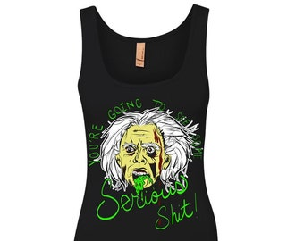 Limited Edition Doc the Ripper Women's Tank Top