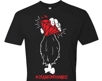 Diamond Hands Ape T-Shirt