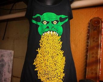 Cheddar Goblin Women's Tank Top