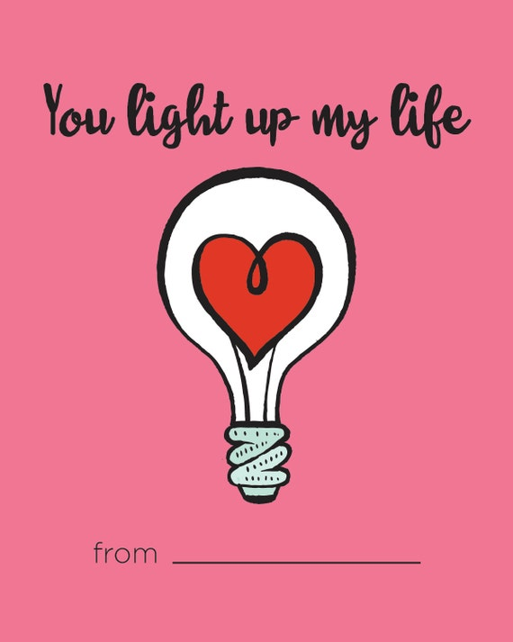 Valentine's Day Tag/Card You l...