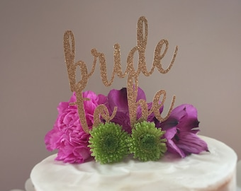 Bride Cake Topper Etsy