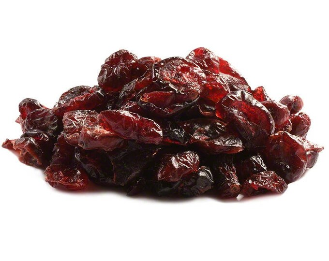 2 pounds Dried Cranberries (Sweetened)
