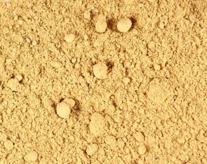 Burdock Root Powder - Certified Organic