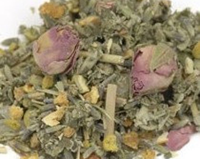 Herbal Bath Blend - Certified Organic