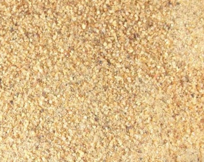 Myrrh Resin Powder From Ethiopia - Certified Organic