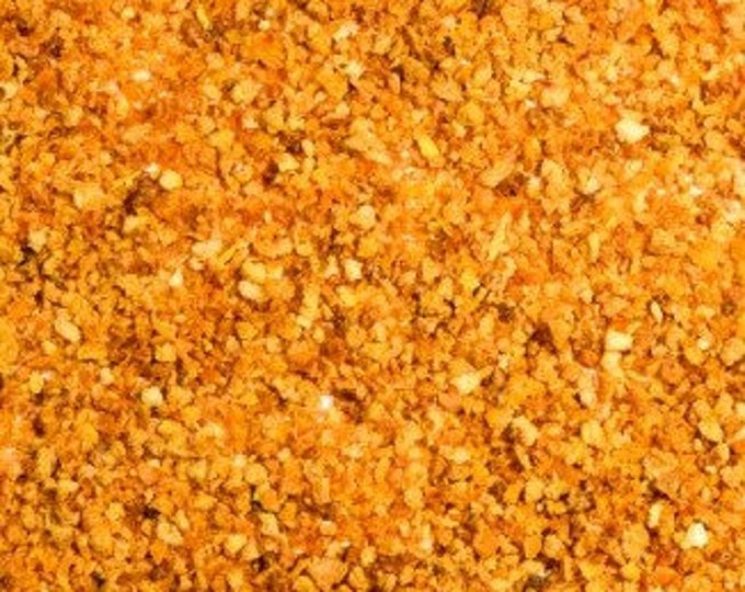 Seville Bitter Orange Peel - Certified Organic