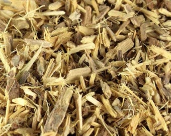Licorice Root, chopped - Certified Organic