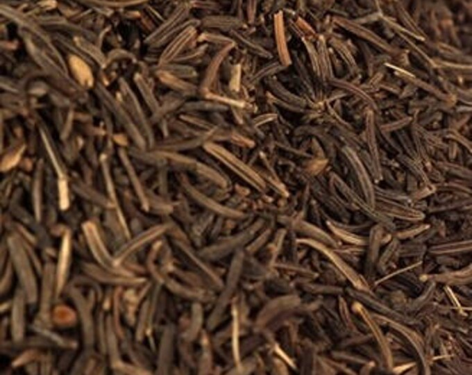 Imperial Black Cumin Seed, Kala Jeera - Certified Organic