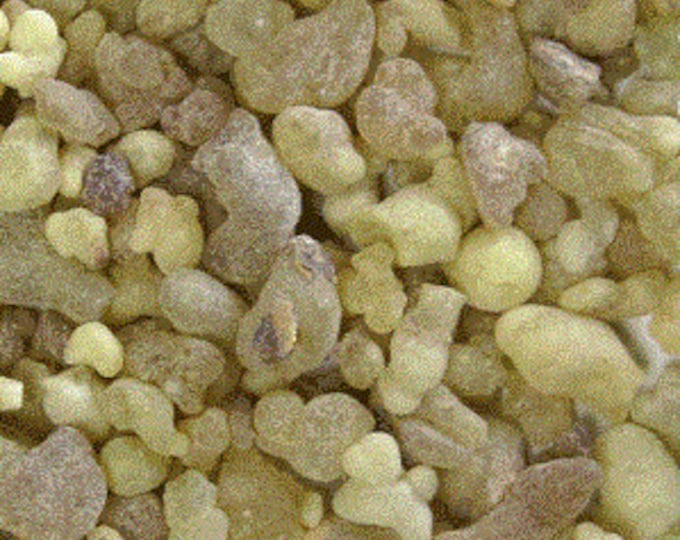 Frankincense Tears From Ethiopia - Certified Organic