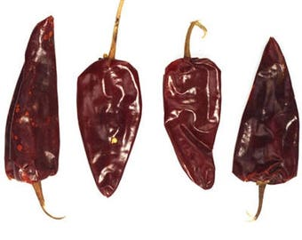 Costeno Rojo Chile  Pods