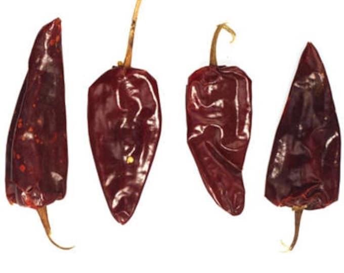 Costeno Rojo Chile  Pods