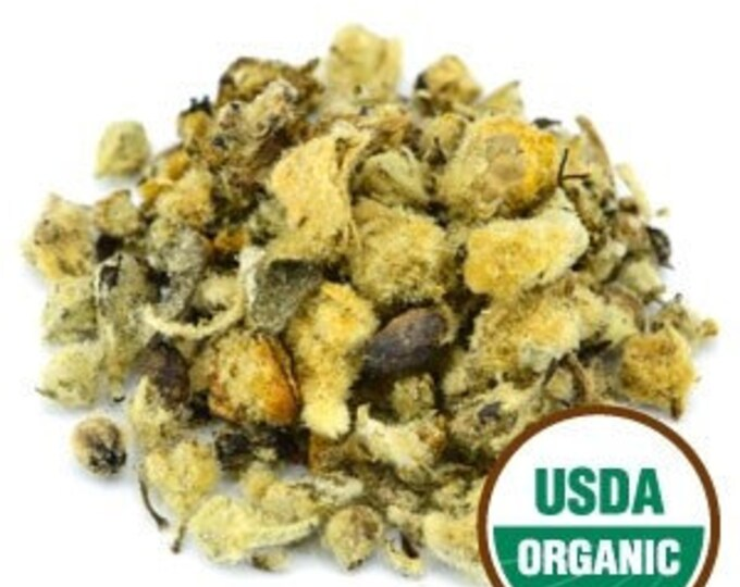 Mullein Flowers  - Certified Organic