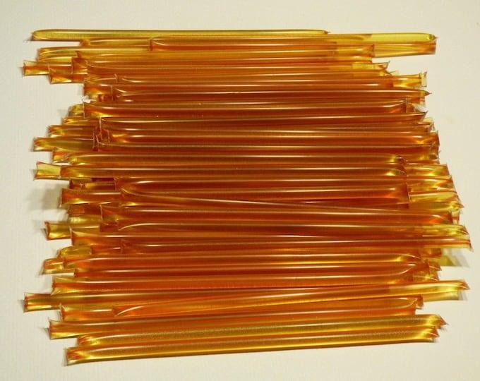 Honey Stix/Straws/Sticks  - Flavored (Color Free)  NATURAL SNACK