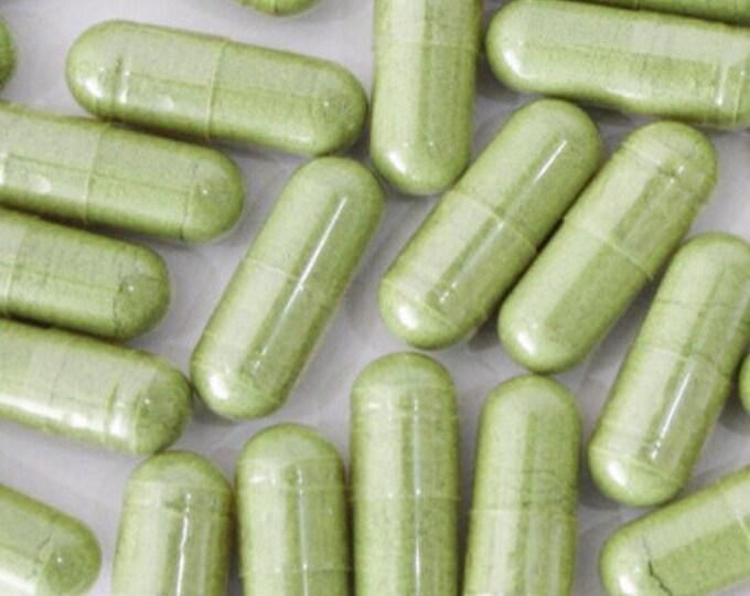 Tribulus Terrestris Fruit Powder Capsules - Certified Organic - 95% Saponin