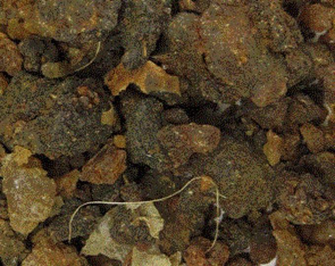 Myrrh Resin (Wild Harvested) From Ethiopia