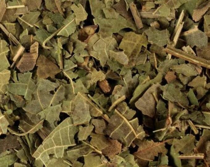 Black Walnut Leaf - Certified Organic