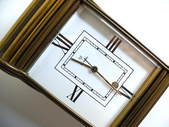 Table clock La Vallée – Vintage