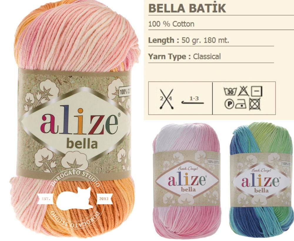 Yarn Alize: properties, features, reviews 20