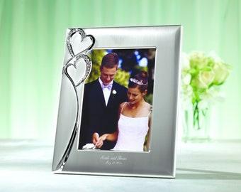 wedding photo frame etsy