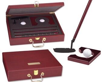 Office Golf Set (e186-1104) - Free Personalization