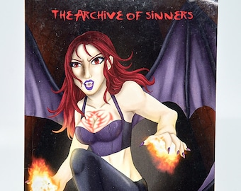 The Archive of Sinners: Art Book