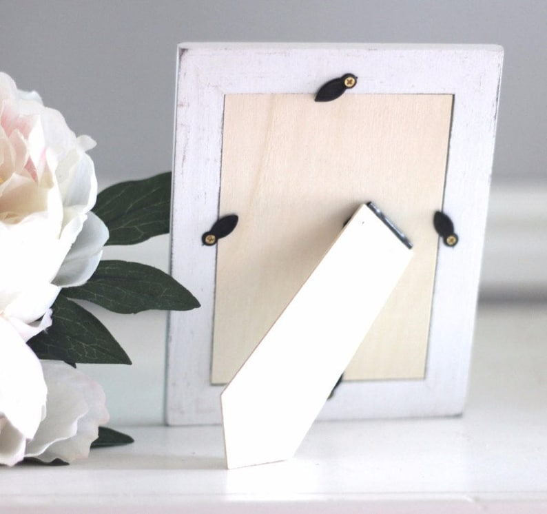 Photo Frame Silver Table Number Frames Rustic Sign Frame Wedding Frames Rustic Wood Wedding Frame Picture Frame