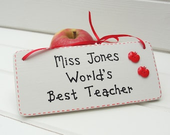 Teacher Gift - Personalised Gift for Teachers - Best Teacher Gift - School - Teacher Appreciation Gift - New Teacher Gift - Siop Gardd