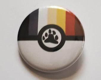 Pokemon LGBTQIA Bear Flag