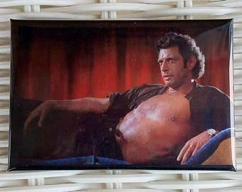 Jeff Goldblum Refrigerator magnet