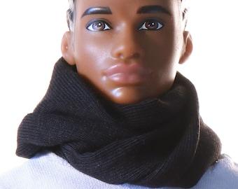 Ken clothes (scarf): Resso