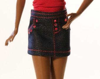 Handmade clothes for SKIPPER (skirt): Granada