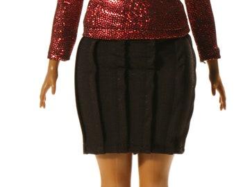 Handmade clothes for Barbie Curvy (skirt): Soni