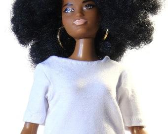 Handmade clothes for Barbie Curvy (t-shirt): Tobias