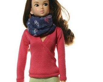 Momoko clothes (blouse): Petra